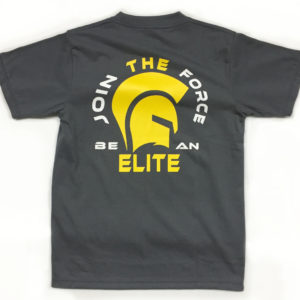 CF Elite Grey Back